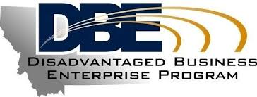 Certificates DBE Disadvantaged Business Enterprise Program