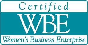 Certificates What's more? WBE - Women's Business Enterprise