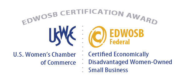 Certificates EDWOSB - Certified Economically Disadvantaged Women-Owned Small Business