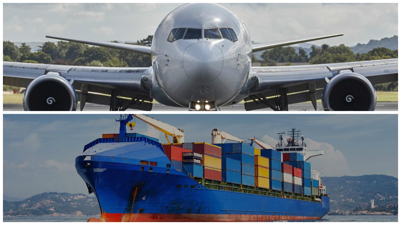 Air Freight / Ocean Freight